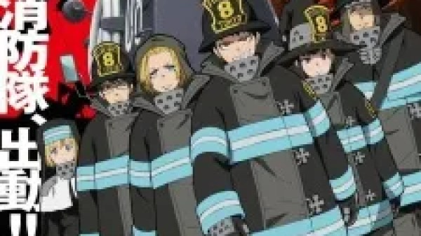 Fire Force Episode 4 Sub Indo