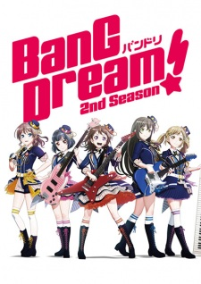 BanG Dream! Season 2 Subtitle Indonesia