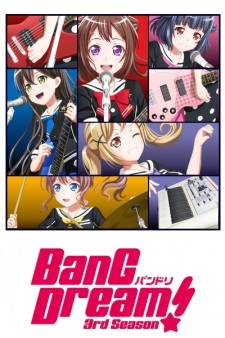 BanG Dream! 3rd Season Subtitle Indonesia