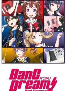 Bang Dream S3 Subtitle Indonesia