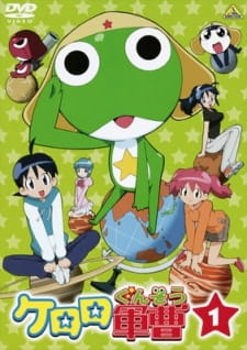 Keroro Gunsou Subtitle Indonesia