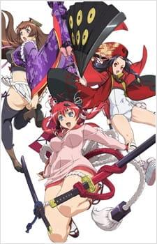 Hyakka Ryouran: Samurai Girls Specials Subtitle Indonesia