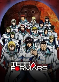 Terra Formars Subtitle Indonesia