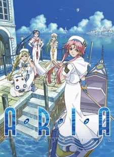 Aria the Animation Batch Sub Indo