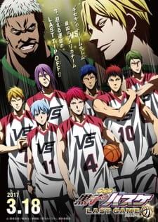 Kuroko no Basket Movie 4: Last Game Subtitle Indonesia