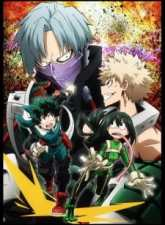 Boku no Hero Academia: Training of the Dead Subtitle Indonesia