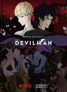 Devilman: Crybaby Subtitle Indonesia