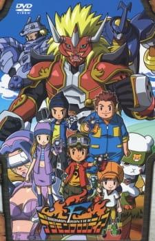 Digimon Frontier Subtitle Indonesia