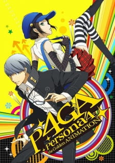 Persona 4 the Golden Animation Subtitle Indonesia