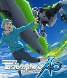 Eureka Seven AO Final Episode One More Time – Lord Don't Slow Me Down Subtitle Indonesia