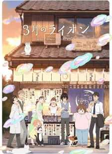 3-gatsu no Lion 2nd Season Subtitle Indonesia
