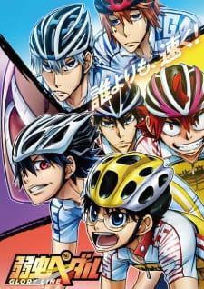 Yowamushi Pedal: Glory Line Subtitle Indonesia