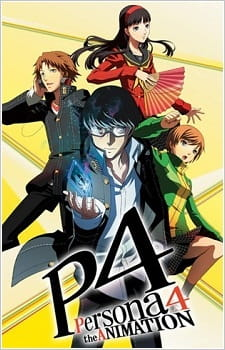 Persona 4 the Animation Subtitle Indonesia