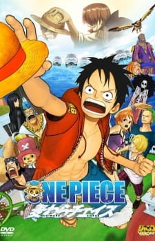One Piece Movie 11 3D: Mugiwara Chase Subtitle Indonesia