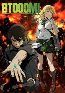 My Anime List-BTOOOM!