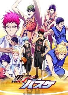 Kuroko no Basket 3ª Temporada - Todos os Episódios