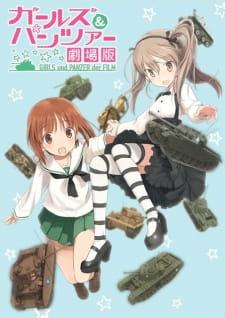 Girls & Panzer Movie Specials Batch Sub Indo
