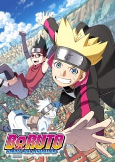 Boruto: Naruto Next Generations Episode 130 Subtitle Indonesia