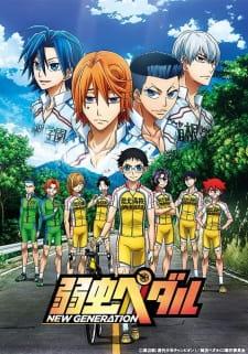 Download Anime Yowamushi Pedal Season 3 : download, anime, yowamushi, pedal, season, Yowamushi, Pedal:, Generation, MyAnimeList.net
