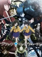 Black?Rock Shooter (TV) Subtitle Indonesia