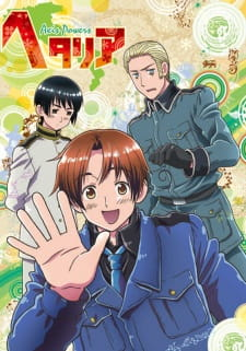 Hetalia Axis Powers Subtitle Indonesia
