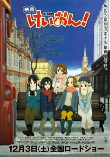 K-On! Movie Subtitle Indonesia