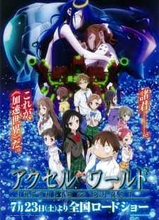 Accel World: Infinite∞Burst Subtitle Indonesia