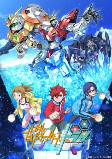Gundam Build Fighters Try Subtitle Indonesia