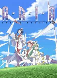 Aria the Origination Batch Subtitle Indonesia