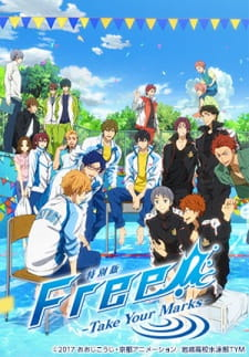 Free!: Take Your Marks Subtitle Indonesia