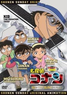 Detective Conan OVA 10: Kid in Trap Island Subtitle Indonesia
