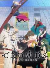 Gatchaman Crowds Subtitle Indonesia