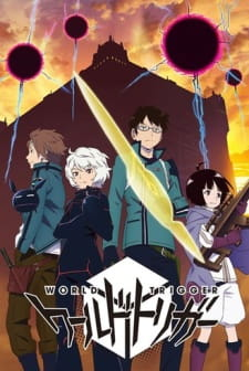 World Trigger Subtitle Indonesia