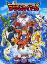 Digimon Tamers Subtitle Indonesia