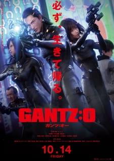 Gantz:O Subtitle Indonesia