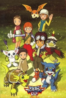 Digimon Adventure 02 Subtitle Indonesia
