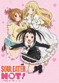 Soul Eater NOT! Subtitle Indonesia