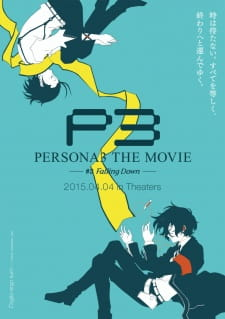Persona 3 the Movie 3: Falling Down Subtitle Indonesia