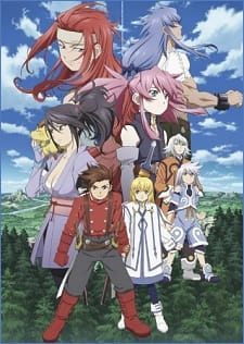 Tales of Symphonia The Animation: Tethe'alla-hen Subtitle Indonesia