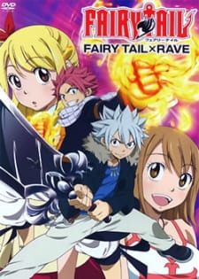 Fairy Tail x Rave Subtitle Indonesia