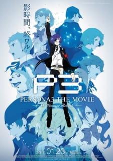 Persona 3 the Movie 4: Winter of Rebirth Subtitle Indonesia