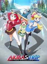 Akiba's Trip The Animation Subtitle Indonesia