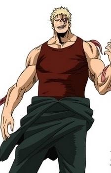 Muscular Anime Characters : muscular, anime, characters, Muscular, (Boku, Academia, Season), MyAnimeList.net