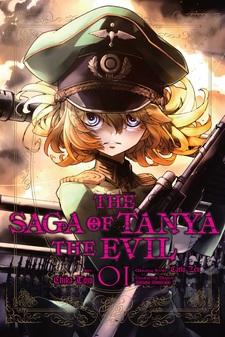 Youjo Senki Saison 2 Date De Sortie : youjo, senki, saison, sortie, Youjo, Senki, Tanya, Evil), Manga, MyAnimeList.net