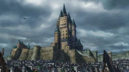 14 Awesome Anime Castles We Wish We Could Live In MyAnimeList net