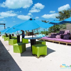 Boat Bean Bag Chairs Outdoor Chair Cushion Covers Australia M Is For Marvelous Maruba Beach Klub At Secret - My Beautiful Belize