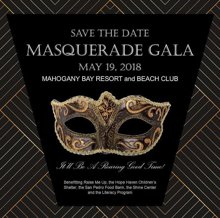 2nd Annual Masquerade Ball Benefit  My Beautiful Belize