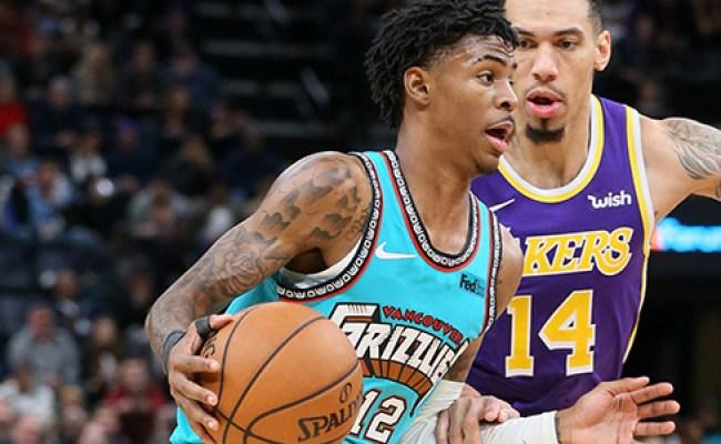 Grizzlies Vs Lakers 2020 Nba Betting Odds Mybookie