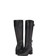 Elate - Black Wax Goat Leather