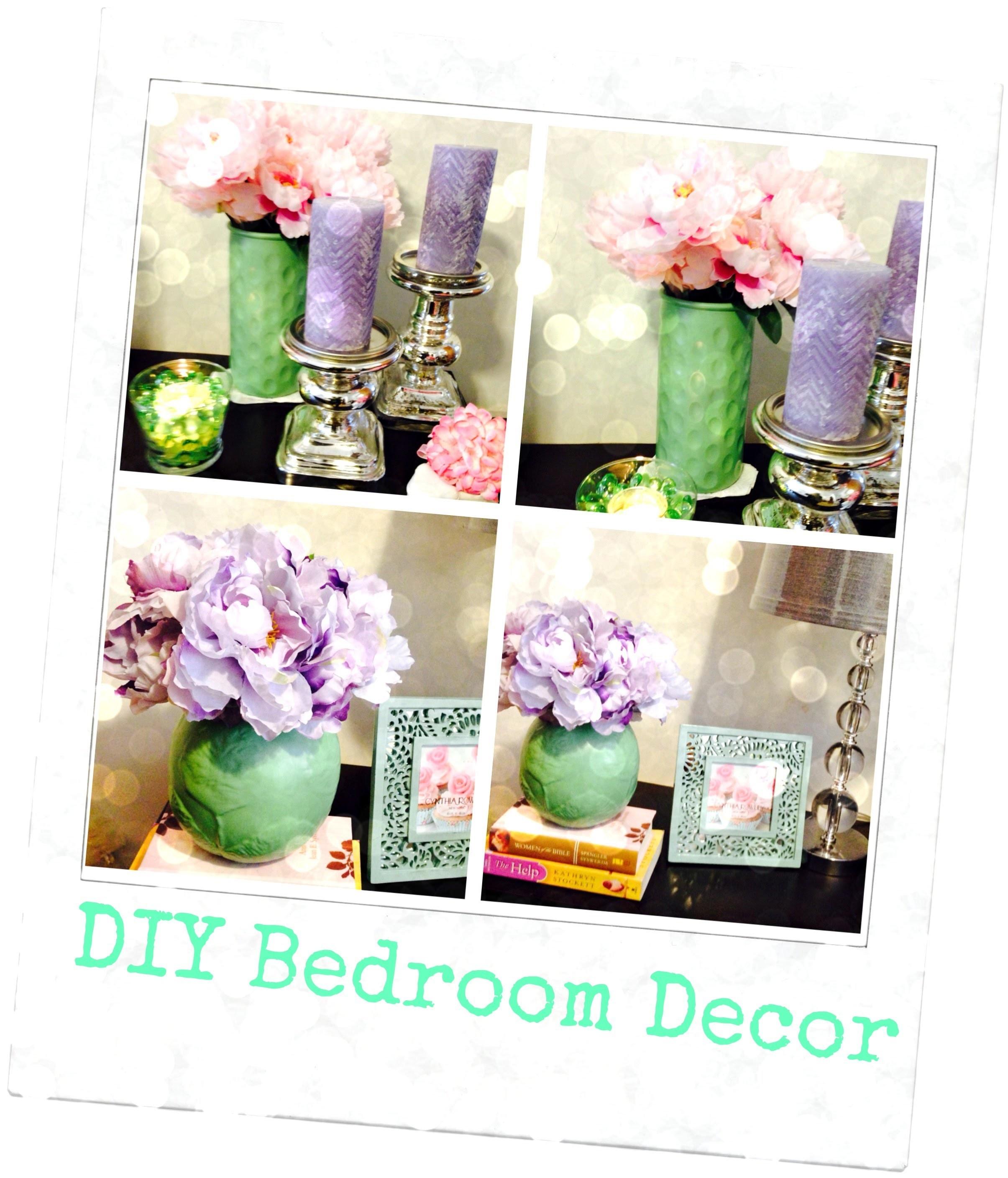 Diy With V Bedroom Decor